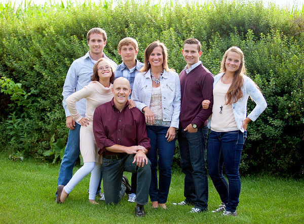 Maillefer Family 2014