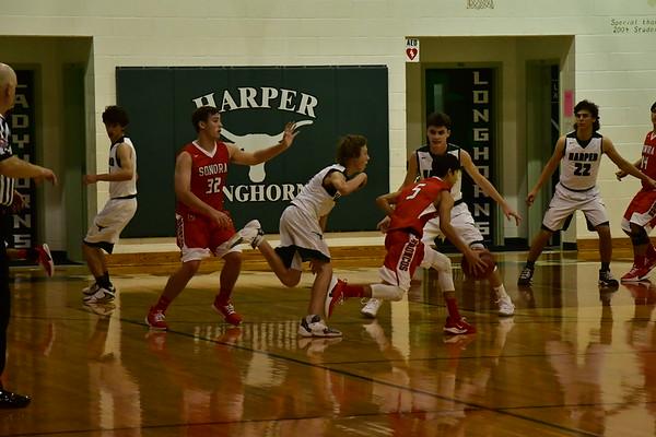 Harper basketball 12-11-19