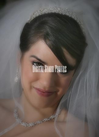 Berenice Bridal Portrait