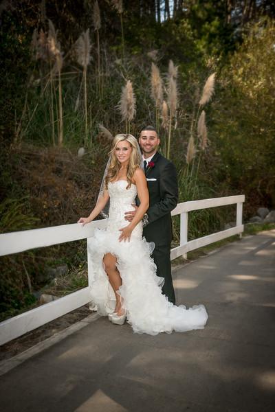 Rachelle and Kyle