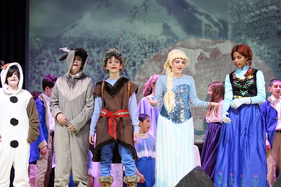 Grade 6 Musical: Frozen Jr.