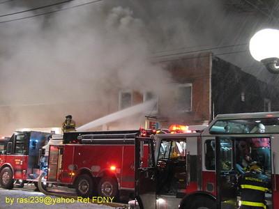 Wesleyville, PA - 01/28/09