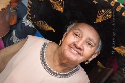 80 años de Doña Venecia