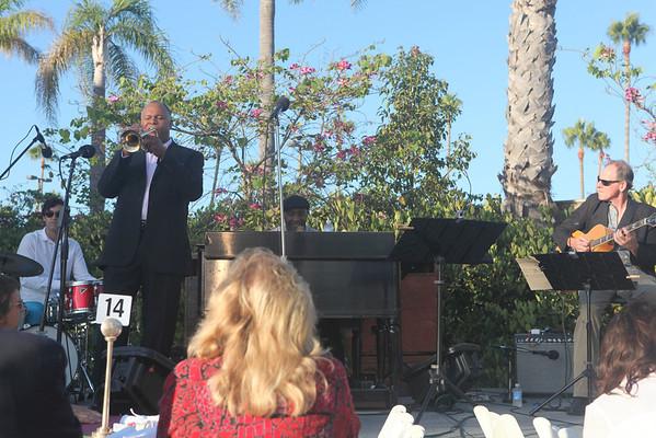 Sunset Series II Newport Beach 08/31/2011 Byron Stripling Quartet