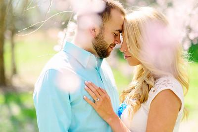 Jonathan and Kara Engagement