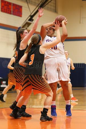 Penn Yan Basketball 12-15-17