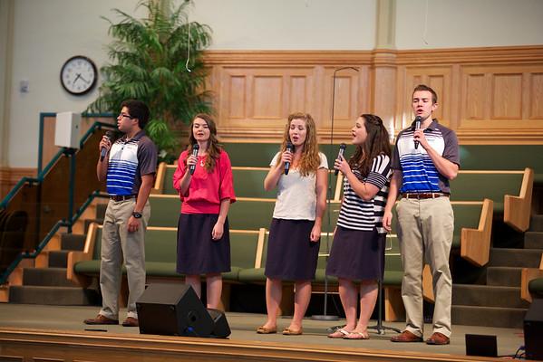2015-06-17 Гости с Pensacola Christian College