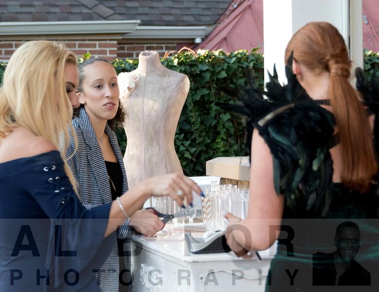 Oct 14, 2019 Fall Fashion show at Giumarello's