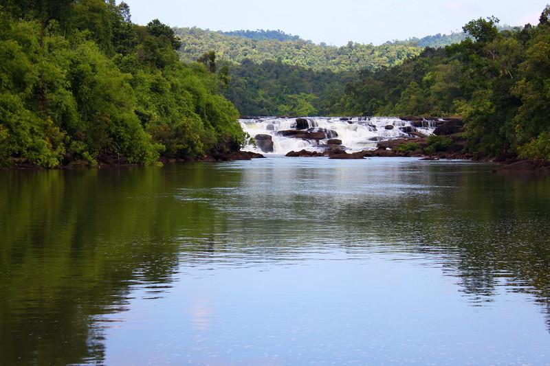 Tatai waterfall makes a really nice day trip, 4 Rivers