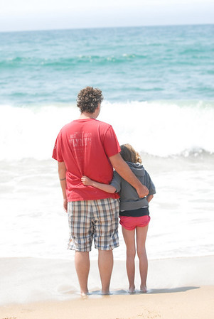 Evans Family <br> Marina, CA