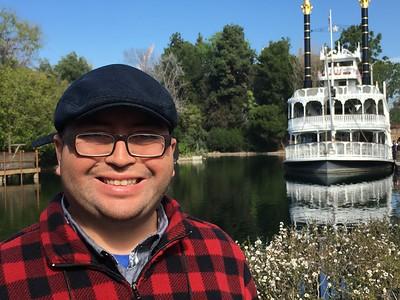 Disneyland #1711 (Feb 13 -16, 2017)
