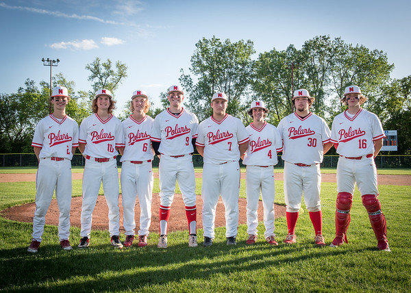 North High Baseball 2021