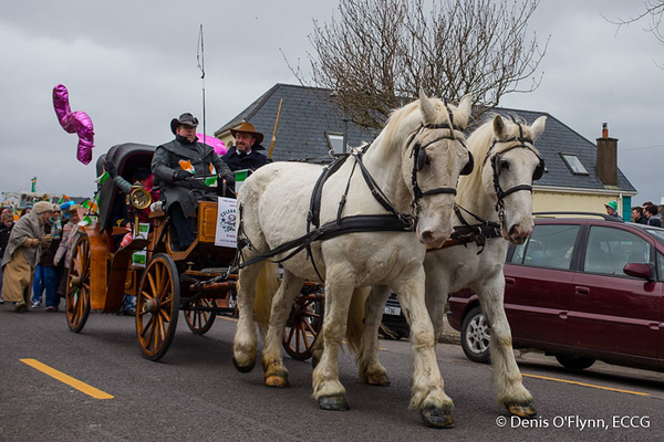 St. Patrick's Day Parade - Youghal