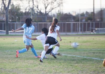 GHS Soccer Girls