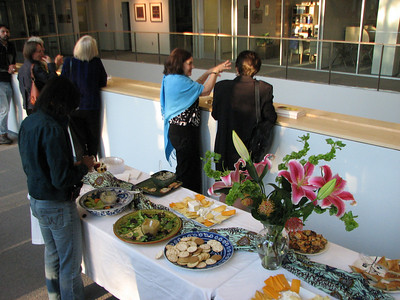 """Gender, Health and Islam in Africa"": Reception, April 2009"