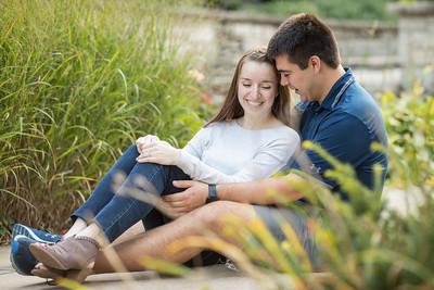 Danielle and Matt