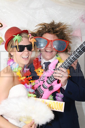 Bonnie & Elliott's Photo Booth 31/5/15