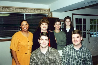 5-11-2000 Carolyn Orbin Adult piano recital