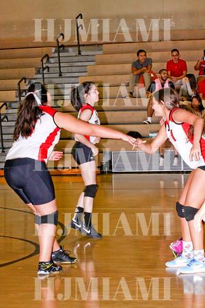 Girls Volleyball 9-13