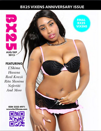 BX25 Magazine Aug/Sept 2013 Issue