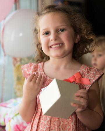 Olivia's 5th Birthday!