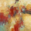 Warm Note II-Ridgers, AEAZAS13-7-19, 40x40 canvas