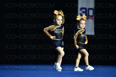 Clinton Tigers Black