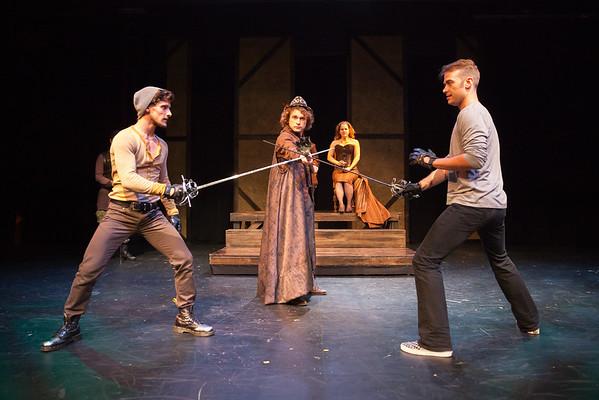 Hamlet / Rosencrantz & Guildenstern Are Dead