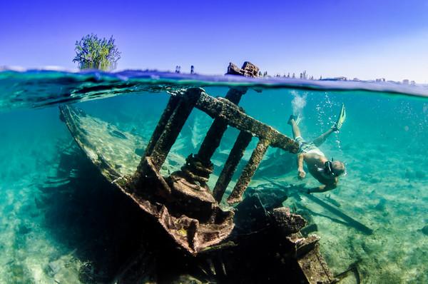 Wrecks and Artificial Reefs