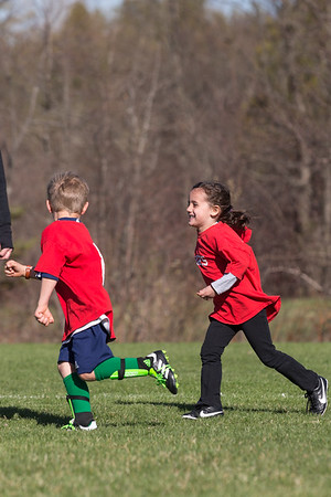 2019 Kids Kindergarten coed soccer Petoskey