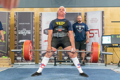 Mens English Powerlifting 2nd June 2019 Group D