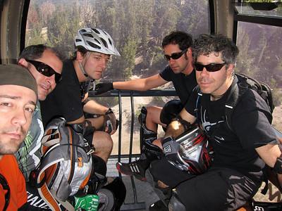 Mammoth MTB Trip 2010