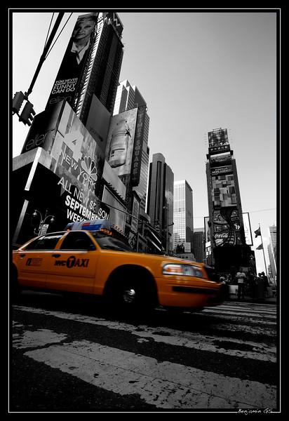 Yellow Cab #2