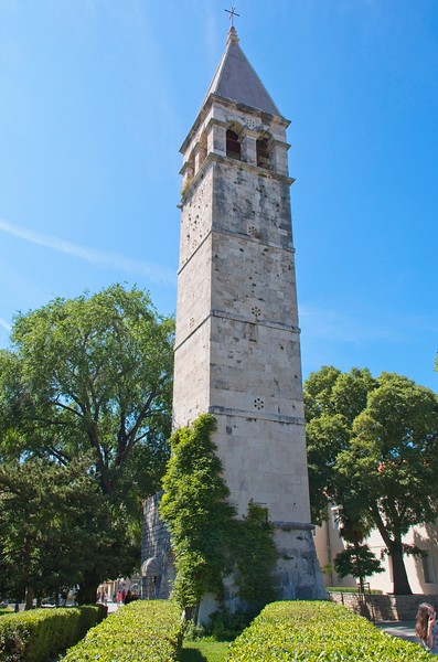 St Arnir's Bell Tower, Split, Croatia