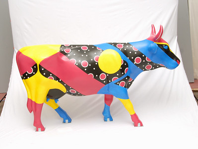 CowParade La Jolla 2009