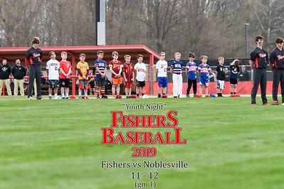 Fishers vs Noblesville gm1