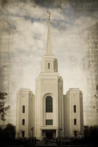 Brigham City Utah LDS Temple Prints