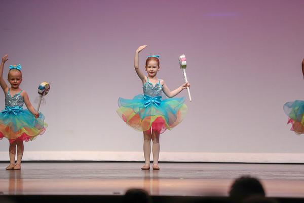 Ballet BK Willie Wonka