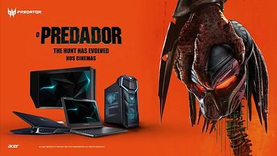Promoção Predator