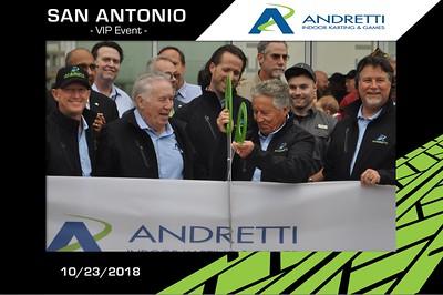 Andretti San Antonio VIP Event-10/23/2018