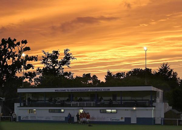 Brockenhurst 2 Lymington Town 1 - FA Cup Preliminary Round Replay - 6/9/11