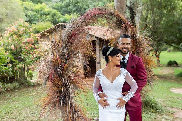 Pós Casamento Cris e Rodrigo