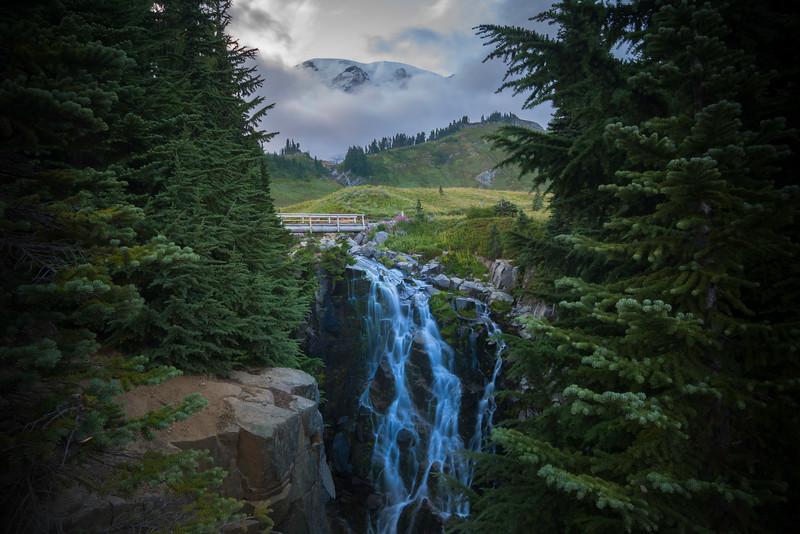 Mount Rainer National Park Waterfall.jpg
