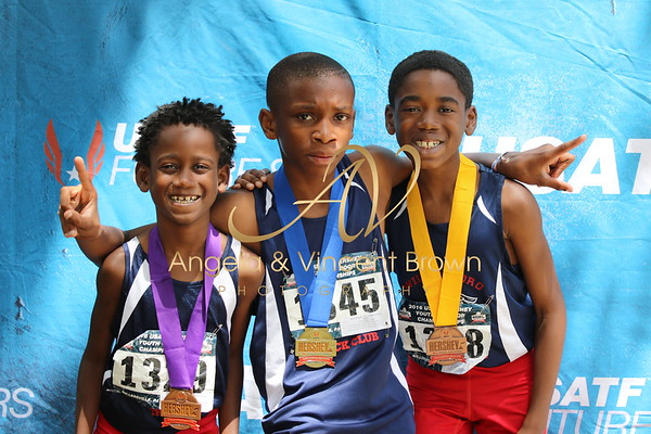 USATF Hershey Youth Outdoor Championships 2016