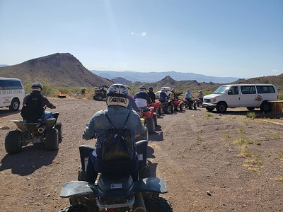 5-21-19 Eldorado Canyon ATV/RZR & Goldmine Tour