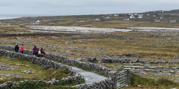 Iron Age Fort DunAengus