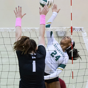 High School Volleyball Games