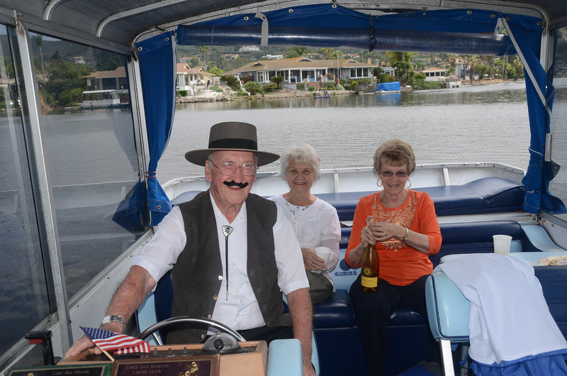 2012 Mexican Fiesta Party Yacht Club August