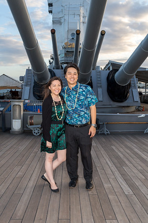 20th Anniversary Celebration Battleship Missouri