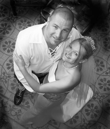 Paul and Justine Shanahan
